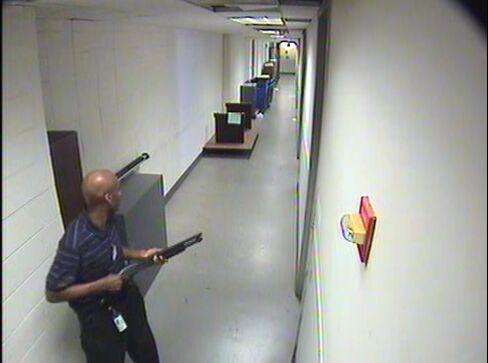 Washington Navy Yard Gunman Aaron Alexis
