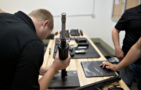 Factory Turning to Assault Weapons in Aim for Sure-Fire Profits
