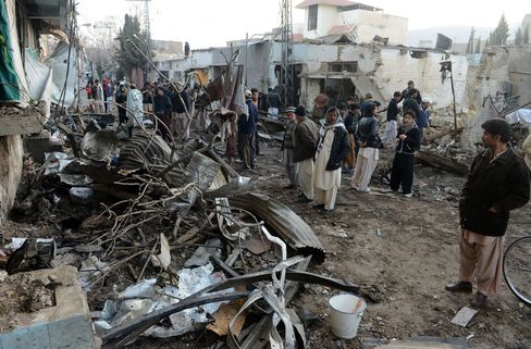 Bombings Kill 114 People in Pakistan as Sectarian Attacks Spiral