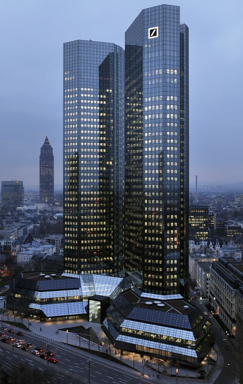 Deutsche Bank Rejects Settlement on Kirch Case After Review