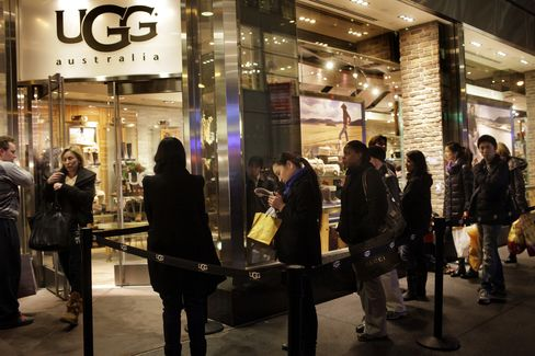 UGGs in Play With Deckers Valuation Seen Luring Buyers