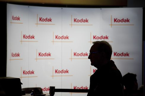 Kodak Said to Arrange Financing for Bankruptcy Emergence