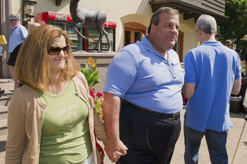 Christie's Biggest Battle May Be Weight