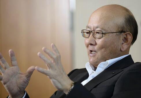 Itochu Corp. CEO Masahiro Okafuji,