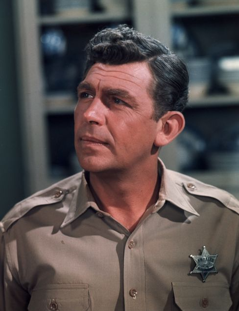Andy Griffith, Sheriff of Mayberry, Gospel Singer