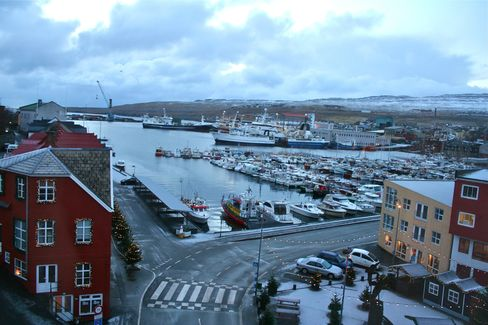 EU Sanctions Risk Higher Yields for Faroes Struggling With Debt