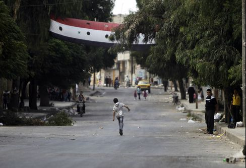 Syria Kills 18 Protesters