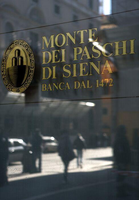 Monte Paschi Hidden Deals Will Have 730 Million-Euro Impact