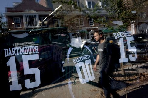 Dartmouth Cancels Class as Students Threatened Over Protests