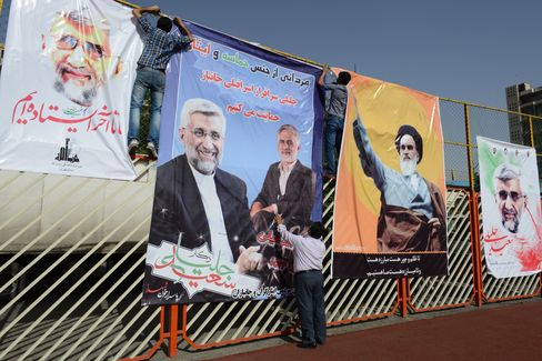 Iranians Vote for President Who May 'Make or Break' Republic