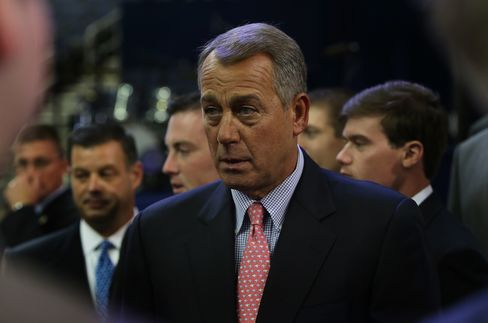 Obama Win Wouldn't Alter Republican Tax Stance, Boehner Says