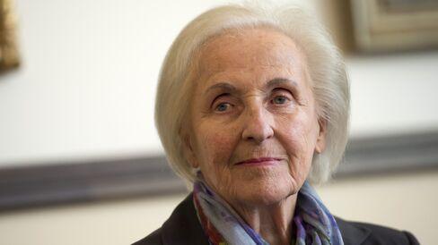 Female billionaire dies: Johanna Quandt Dies