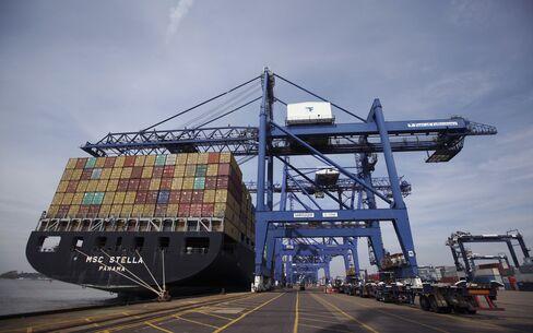 U.K. January CBI Factory Index Falls as Export Demand Weakens