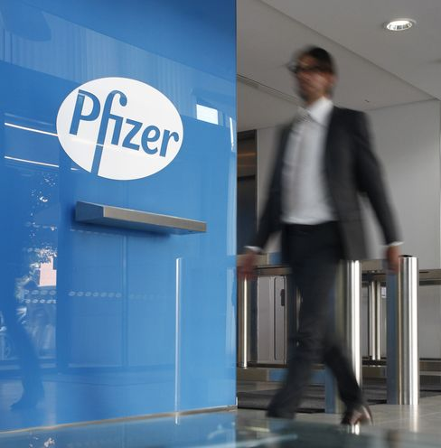 Pfizer second-quarter profit beat analyst estimates