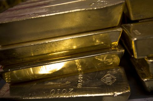 Gold Wagers Slump as $54 Billion Erased From Funds