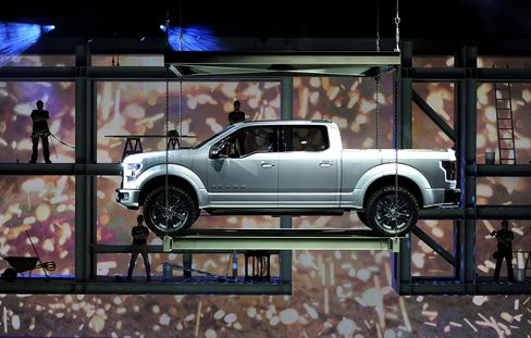 Ford Shows Atlas Pickup Concept Promising Fuel-Economy Boost