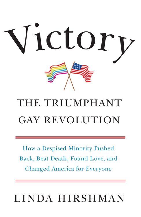 'Victory: The Triumphant Gay Revolution'