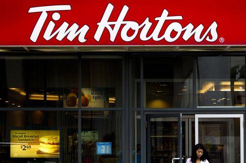 Tim Hortons Doughnuts Fail to Score in U.S.