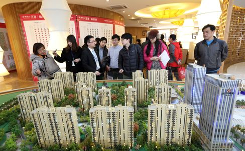 Beijing's Rising Rents Squeeze Newcomers Barred From Home Buying