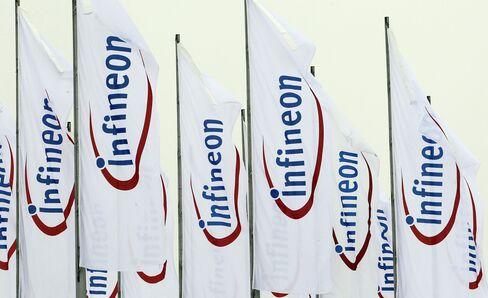 Infineon Raises Forecast on Automotive Chip Demand