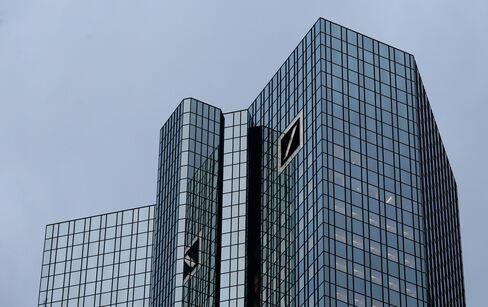 Bafin Said to Enlist Bundesbank in Probing Deutsche Bank Losses