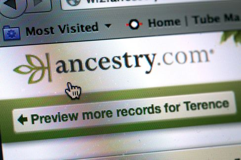 Ancestry.com Deal Marred by Conflicts, Investors Claim in Filing
