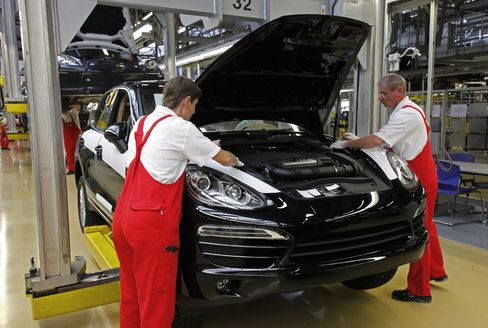 Shortage of Engineers Threatens Automakers