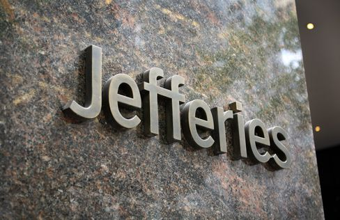 Jefferies Shares Fall as Profit Excluding Knight Misses Estimate