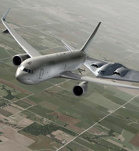 Boeing Defeats EADS for $35 Billion Air Force Tanker Program