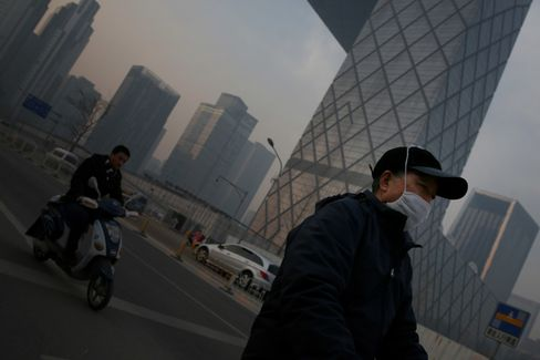 Beijing Smog Rules Would Shut Factories When Pollution Rises