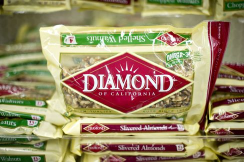 Diamond Foods Appoints Former Kraft Executive Driscoll CEO