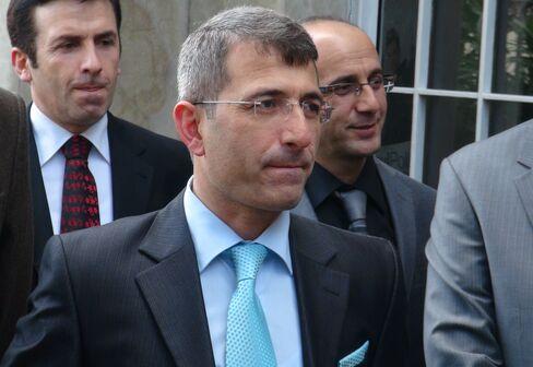 Istanbul prosecutor Muammer Akkas