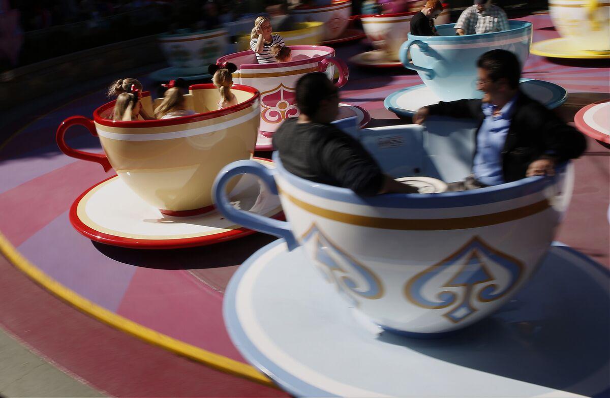 Disney to Adopt 'Surge' Pricing at Peak Times