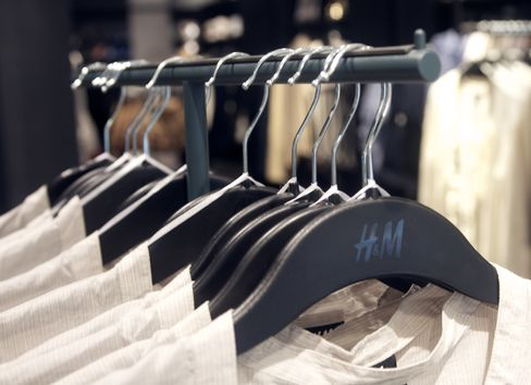 H&M May Post Third Straight Drop in Profit