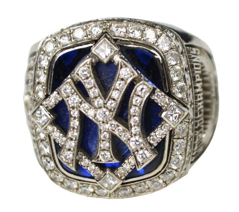 Alex Rodriguez's Cousin Selling World Series Ring at Auction