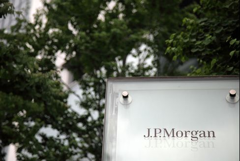JPMorgan isn't alone in tweaking its risk models behind the scenes or employing discretion to calculate the figure. Photographer: Tomohiro Ohsumi/Bloomberg