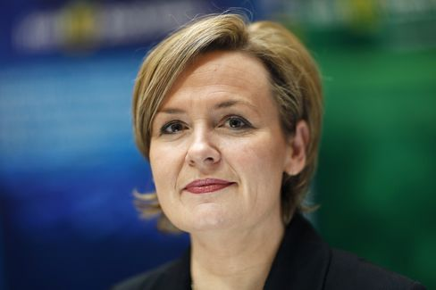 Irish Stock Exchange Chief Executive Officer Deirdre Somers
