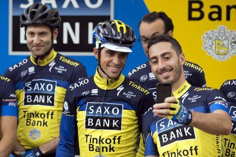 Saxo Bank Cycling Team