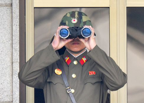 North Korea Test Fires Four Missiles Off Coast Over Weekend