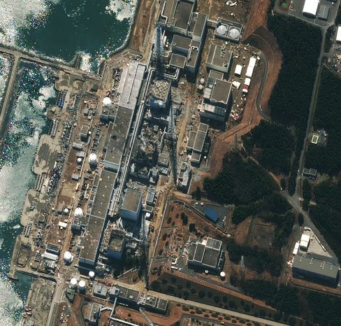 Water May Have Reached Reactor as Workers Battle Radiation