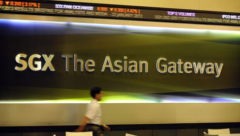 Singapore Exchange Declines to Comment on LCH Acquisition Report