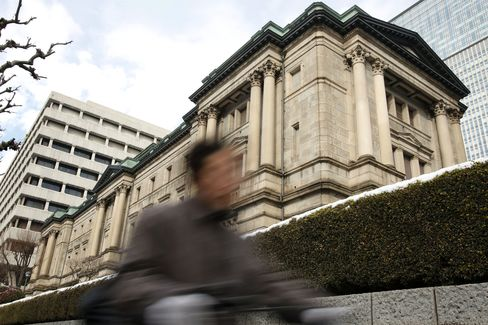 Bank of Japan Seen Adding Stimulus on Nominee Rejection