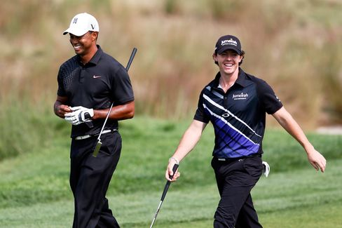 Woods Joins McIlroy in Turkish Event With $1.5 Million Prize