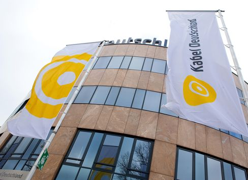 Vodafone Approaches Kabel Deutschland to Discuss Takeover Bid