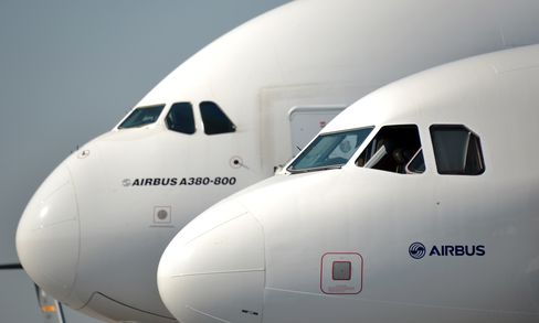 White Elephants Land in Berlin as Airbus and Boeing Jumbos Flop