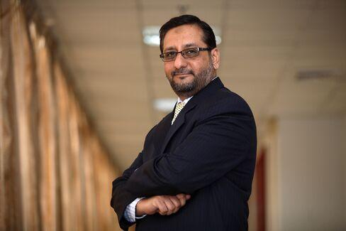 BMA Asset Management Co. CIO Farrukh Hussain
