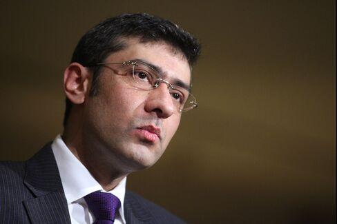 Nokia Siemens Network CEO Suri