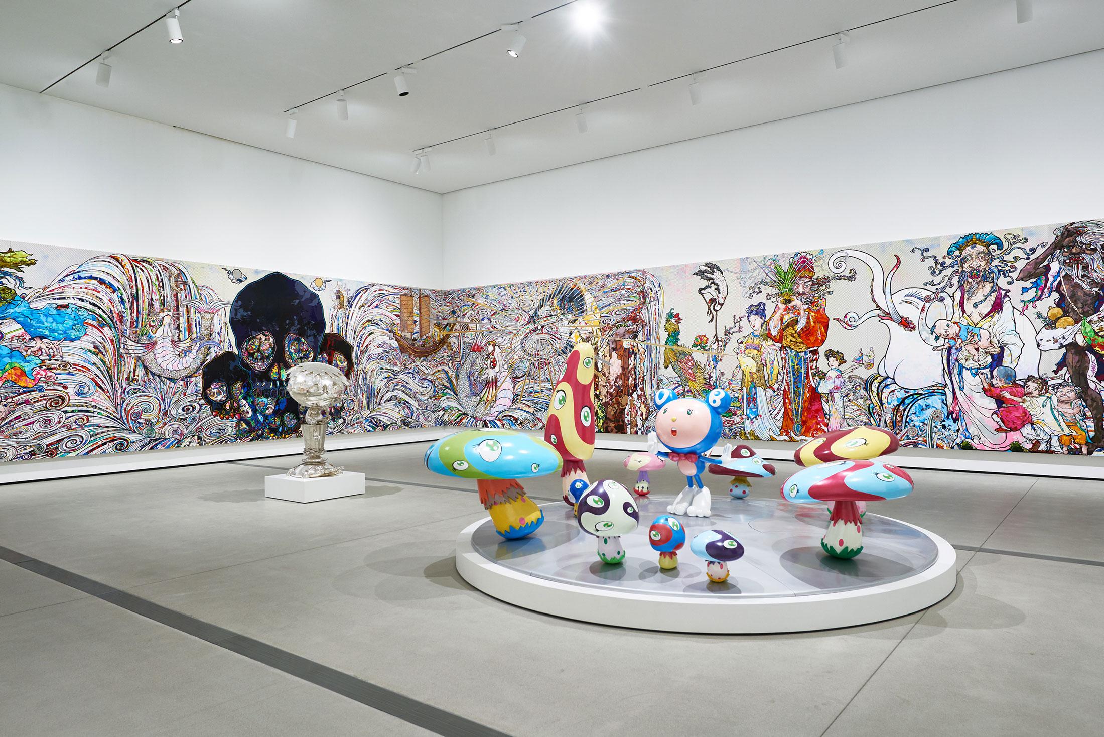 essays on takashi murakami Takashi murakami, a contemporary japanese artist, emerged onto the  the  following essay will examine how murakami was able to rise to.
