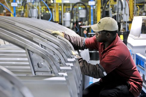 Production in U.S. Unexpectedly Falls