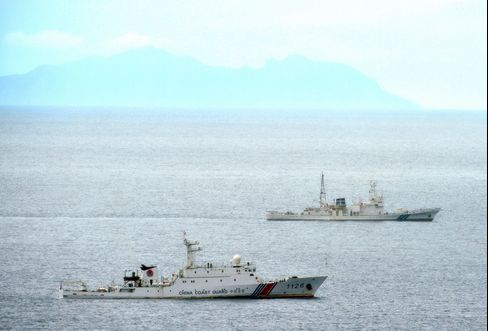 China Conducts Live-Fire Exercises as Tensions Simmer With Japan